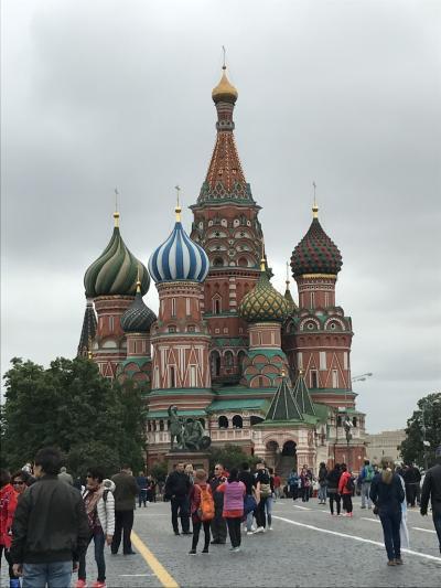 東欧の旅【ロシア】モスクワ 1