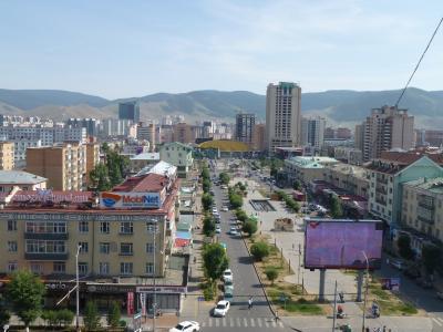 煌めきのモンゴル大自然の旅・・・・ウランバートル