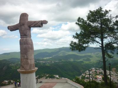 ANA特典でメキシコへ  2017年7月  ④クエルナバカ・タスコ