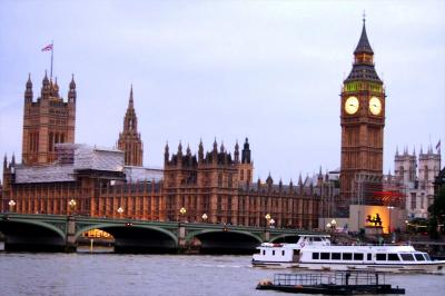 ANAファーストクラスと欧州鉄道の旅 1日目 - ロンドン市内観光