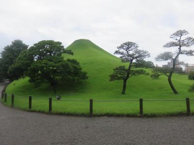 大雨警報の中、長崎、熊本へ