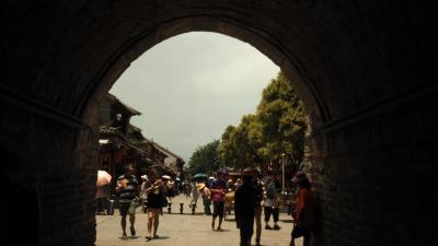 雨季の麗江大理巡り ①