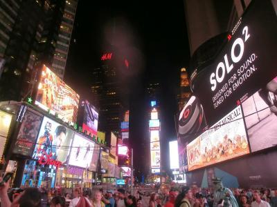 お誕生日旅行はニューヨークへ 大好きなドラマのロケ地巡りも♪