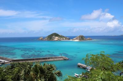 初の慶良間諸島 8泊9日の旅②