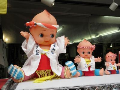 博多祇園山笠 直前!「飾り山笠」を見まくる