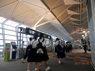 7水曜1日目1あさANA航空の往き