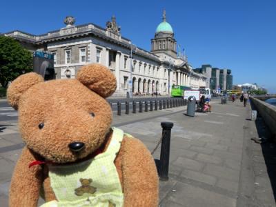 アイルランド一人旅(3)ダブリン 国立博物館は古代エジプト&考古学好きにはオススメ