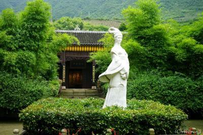 野人の杜!知られざる中国の新世界遺産「神農架」~その1「昭君村」