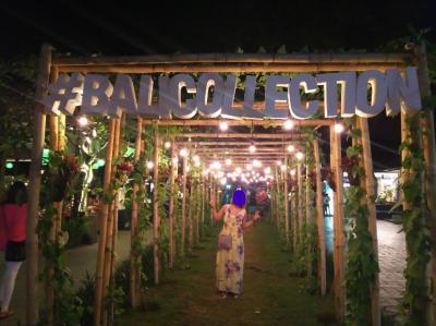 3泊5日 バリ旅行 バリ・コレクションで夕食&買い物
