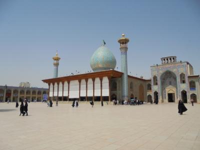 イラン訪問記『美しい古都シラーズ』時間のゆっくり流れる町