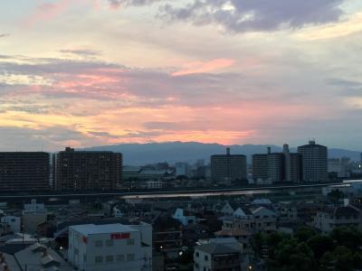 大阪→豊橋・名古屋→札幌出張 & 少し北海道の旅 その1