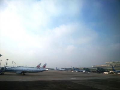 ANAファーストクラスと欧州鉄道の旅 10日目 - 帰国 羽田空港