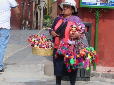 メキシコ 9日間 ① サン・ミゲル・デ・アジェンデ