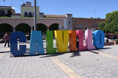 巡るMexico Aguascalientes (Calvillo カルビージョにて)