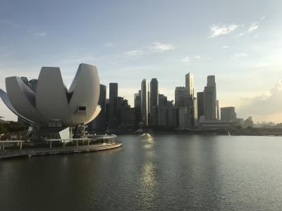 2017 GW in バンコク、シンガポール☆その6