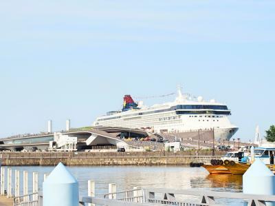 日本初就航クルーズ 豪華客船スーパースターヴァーゴで旅する国内(大阪・横浜・清水・鹿児島)と上海の旅 1-2日目
