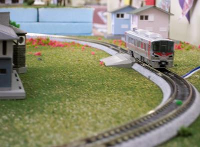 「ガラスの里」でつながったはじめての鉄道写真~Focus my camera on KABE Railways~