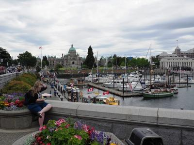 カナダ西部周遊の旅 その2 ビクトリア