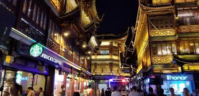 フォトジェニックな【上海】 中国国際航空で行くグルメな中国3日間 一日目