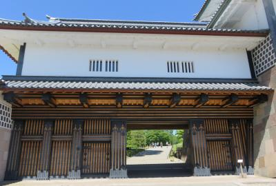 2017春、北陸三県の名城巡り(14/23):5月19日(5):金沢城(3/5):桝形