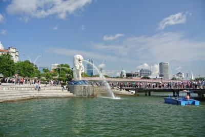 シンガポール一日観光
