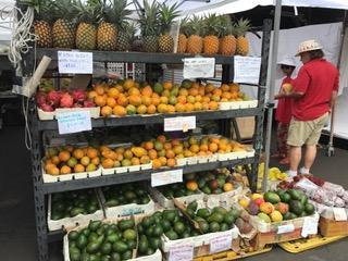 母娘でハワイ島6日旅(レンタカーなし) その4★スーパーとファーマーズマーケット