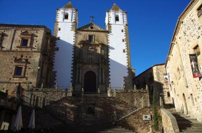 2015年のメインはグアダルーペとマヨルカ。美味しいサーモンにはまった旅(2日目 カセレス)