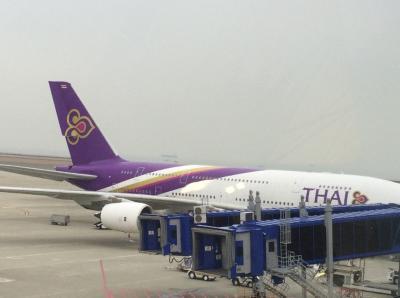 タイひとり旅