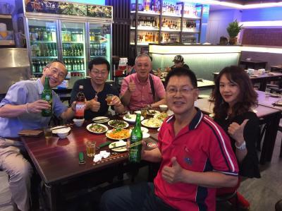 台北・台南 を周遊する  その1 台北で旧友と再び