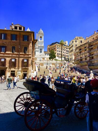 2017年5月 ローマ コロッセオを中心に街歩き