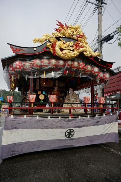 会津田島祇園祭 宵祭(7月22日)