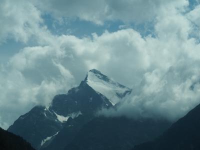 スイス再訪一人旅~絶景・鉄道・ハイキング・ホテル・グルメを果たせず~4日目