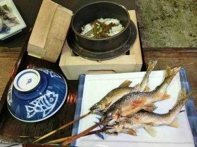7月3連休、鮎が食べたくて栃木に1泊2日の旅