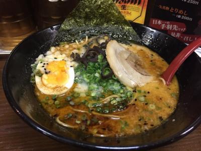 2017福岡食い倒れと世界遺産めぐり旅