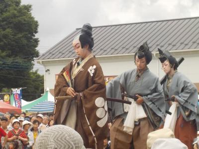 烏山 山あげ祭り
