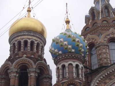 美しき神秘の国 魅惑のロシア芸術探訪9日間 1日目