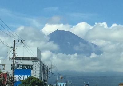 富士滞在 7月