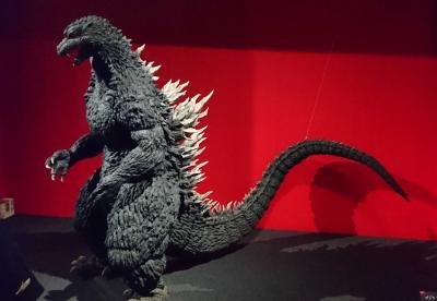 【Day out w/ N】Godzilla襲来、再び。
