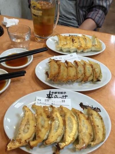 餃子を食べに行こう!益子陶器市&栃木一周の旅