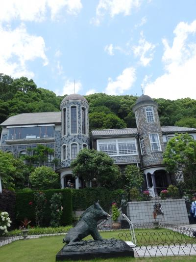 恒例6月女子旅は祝開港150年神戸へ 北野