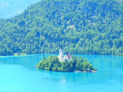 猫探し【スロベニア(ブレッド湖とポストイナ鍾乳洞・Lake Bled & Postojna Cave)編】