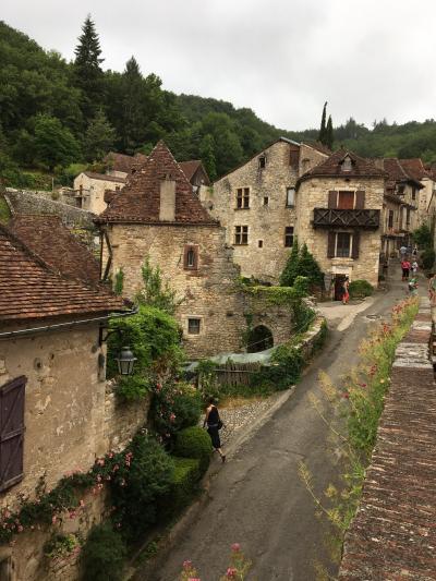 '17,06 Bonjour♪ミディーピレネー地方 Vol.4 Saint-Cirrq-lapopie~La Roque St. Christophe