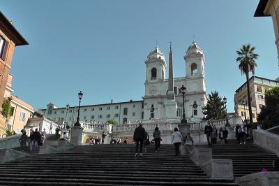 12日目:チビタベッキア(ローマ):MSCマニフィカ号で行く:常春の楽園カナリア諸島とマデイラ島を巡るクルーズ15日間