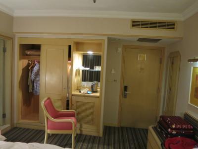 台北・台南 を周遊する  その2 ホテル紹介