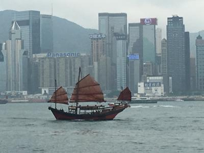 初めての香港。女ひとり旅(最終日)