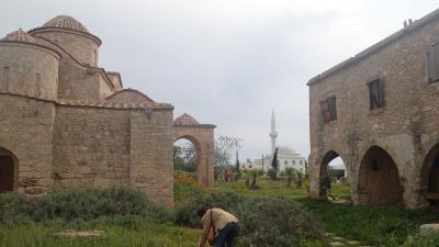 北キプロスの聖堂めぐり