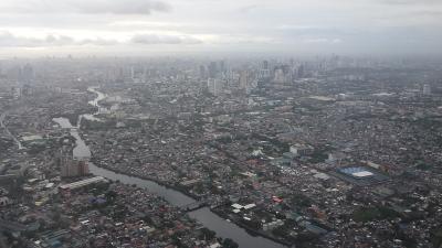 駐在のついでに 【その37】 フィリピン遠征① 香港出発~マニラ到着まで!