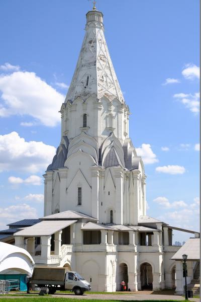 ロシア観光2017 初めてのモスクワ モスクワ観光7日目