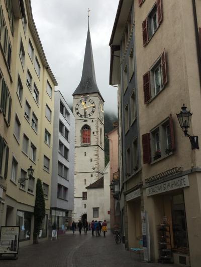 スイス最古の町
