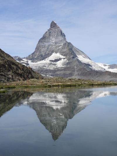 2度目のスイス。その1 モンブラン~ユングフラウ。